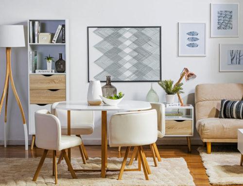 5 Tips para decorar espacios pequeños